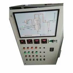 Single Phase Electric MCCB Control Panel, 220 V