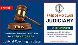 Judiciary Service Coaching