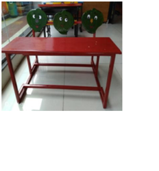 Dual Desk Benches