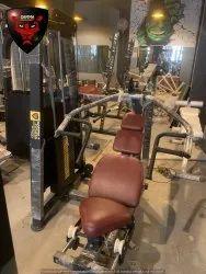 Gamma Fitness Multi Chest Press