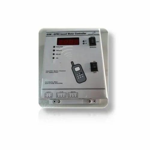 Gsm Based Pump Controller