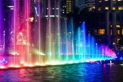 Fountain RGB LED Lights