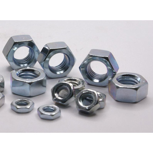 Hex Nuts, Size: M2-M64