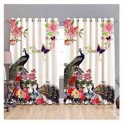 Customized Printed Curtain
