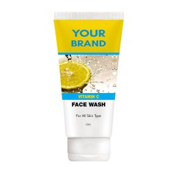 Vitamin C Exfoliating Face Wash