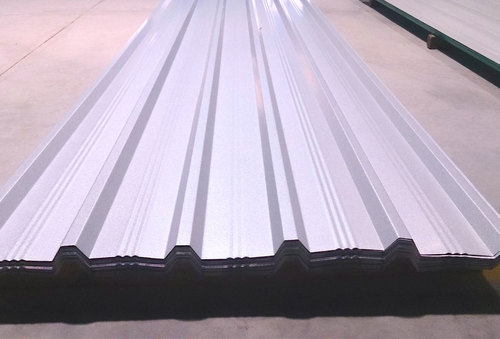 Water Proof Bare Galvalume Roofing Sheets Rs 54000