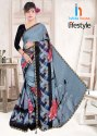 Lifestyle Print Saree
