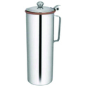 Plain Steel Jug