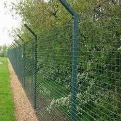 Mesh PVC Perimeter Fencing Wire gi, Size: 4-5 Feet