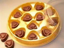 Love Heart Chocolates with Gift Box 11pcs