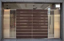 Swing Stainless Steel Gate