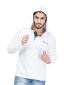 Latest Cotton Blended Hooded Sweatshirt For Men