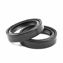 Black Rubber Oil Seal