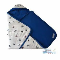 Magic Train Baby cotton Wrapper Sleeping Bag