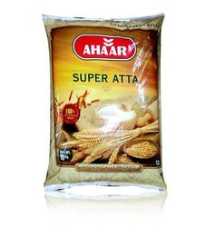 10 Kg Atta Printed Packing Laminated Pouches