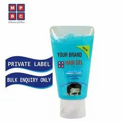 OEM or Private Label Hair Styling Gel Tube