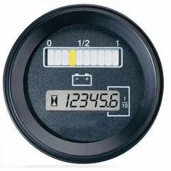 Round Curtis Battery Discharge Indicator Rental