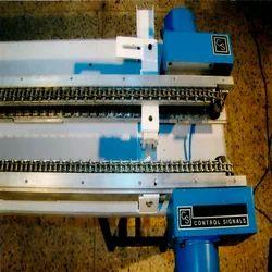 Model: AL-MB-15, (TT) Motorized PCB Assembly Conveyor