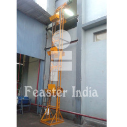 Vertical Bag Lifting System