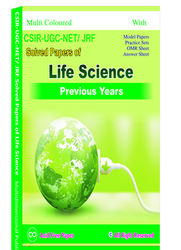 Solved Paper Life Science CSIR NET JRF Previous Year Books