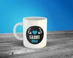 Logo Printed Coffee Mugs