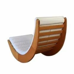 Furniture View Point Modern Wooden Relaxing Chair