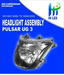 Hilex Pulsar UG-3 Head Light Assembly