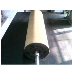 Squeezing Textile Roller
