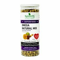 Nature''s Treat Omega Natural Mix