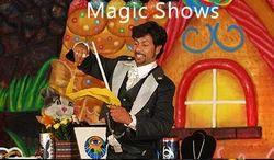 Magic Shows Event Management Services