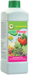 Vegi Power Organic Plant Food for Vegetable