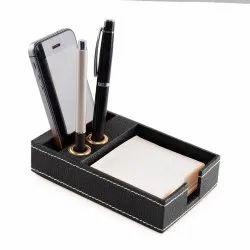 Mobile,Pen & Slip Holder Desk Organiser