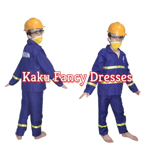 Community Helper - Kids Doctor Costume Manufacturer from Delhi