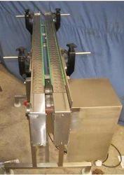 Double Track Slat Chain Conveyor