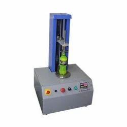 Bottle Top Load Compression Tester