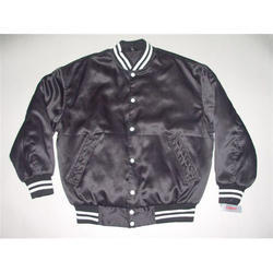 Black Satin Jackets