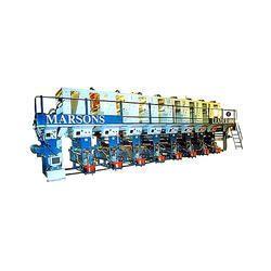 BOPP Rotogravure Printing Presses