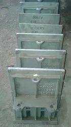 Cooler Plate, HRCS (Grade-9) Material Cement Plant Castings