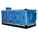 Stainless Steel Blue Air Handling Unit