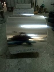 Silver Paper Roll For Paper Thali