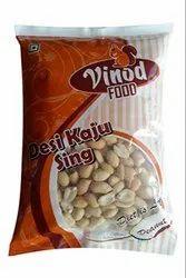 Vinod Food Natural Roasted Without Salted Peanuts, Packaging Type: Vacuum Bag