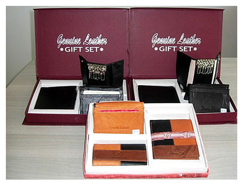 MultiColor Leather Gift Sets