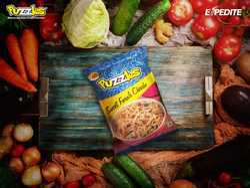 Puzzles & Expedite Sweet Farali Chevdo Namkeen, Packaging Type: Packet, 100 grams & 500 Grams