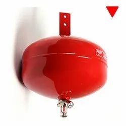 New Mild Steel Automatic Modular Fire Extinguisher, For Industrial