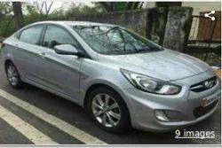 Used Hyundai Fluidic Verna CRDi