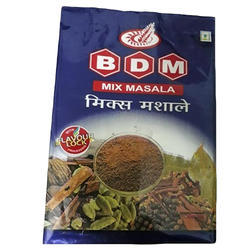 3 Layer Laminated Mix Masala Packaging Pouch