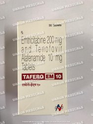 PrEP Tafero EM 10 (Emtricitabine & Tonof AF)