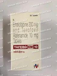 Tafero EM 10 (Emtricitabine & Tonof AF)