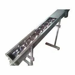 Semi-Automatic Screw Conveyor