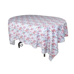 Printed Round Table Cloth